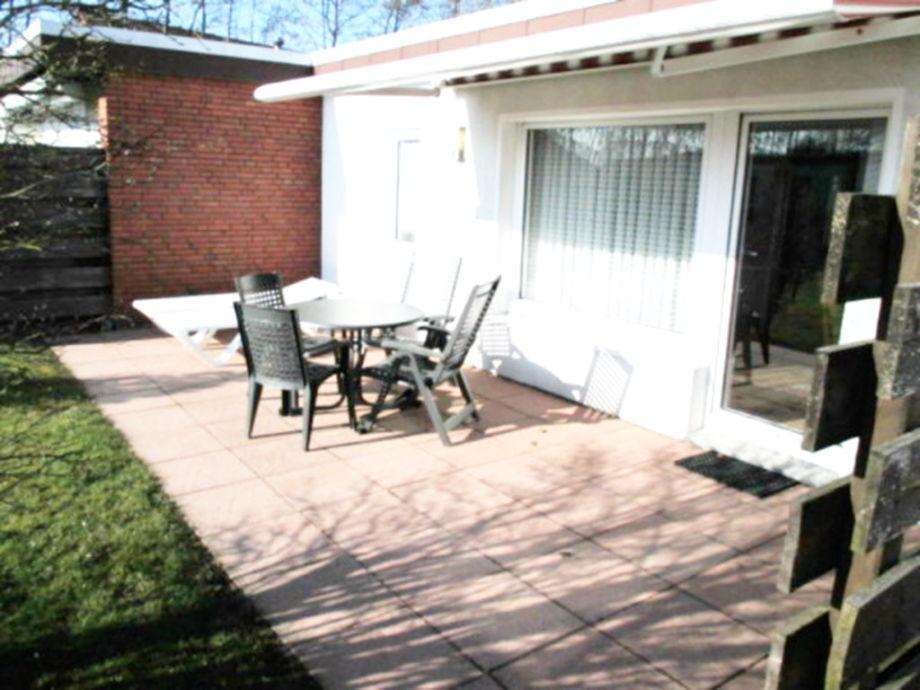 Haus mit schöner Terrasse