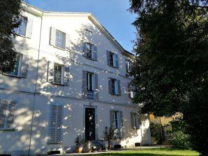 Ferienwohnung in der Villa Cardano