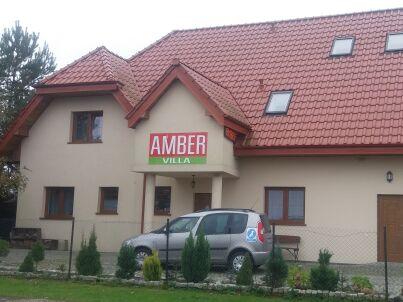 Ferienzimmer in der Villa Amber