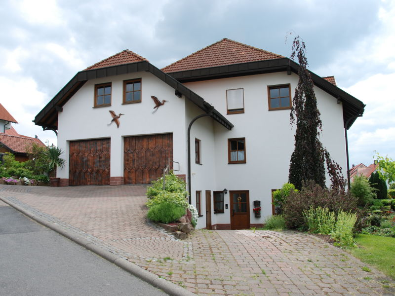 Holiday apartment Ortmann