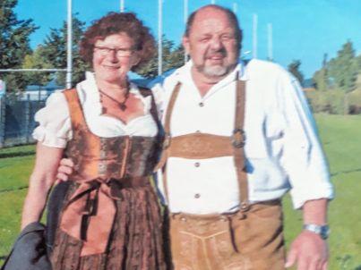 Ihr Gastgeber Erwin und Irmgard Ortmann