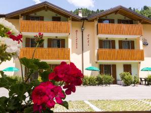 Ferienwohnung in der Residenz Toli
