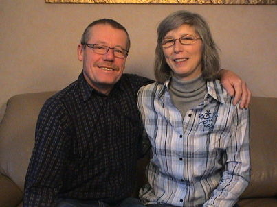 Ihr Gastgeber Birgit und Bernd Billig