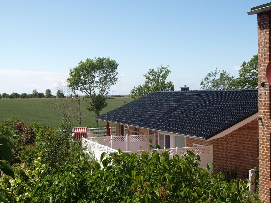 """Wellnesshaus """"Wind"""" mit geschütztem Innenhof"""