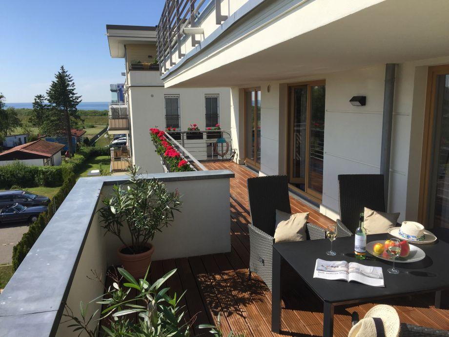 Terrasse Süd/Westlage