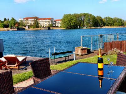 Luxus-Ferienwohnung SEAVIEW