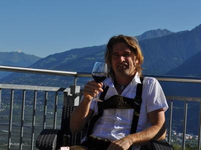 Ihr Gastgeber Herbert Frei