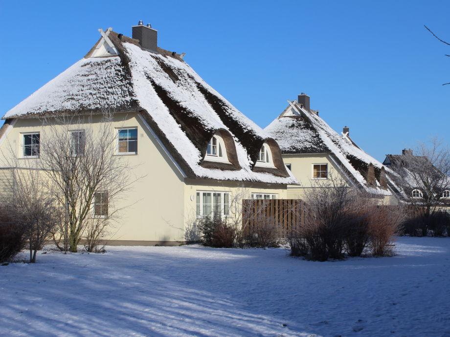 Ferienpark Arielle im Winter