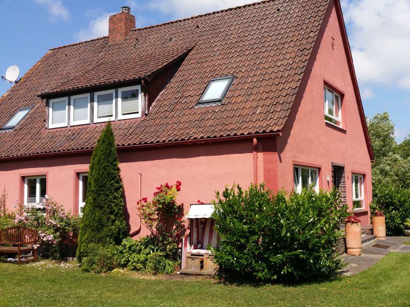 Ferienwohnung Teichblick im Haus am Teich