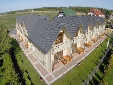 Ferienhaus an der polnischen Ostseeküste