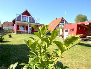 Ferienwohnung Anja im Ferienhaus Rotkehlchen