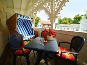 Ferienwohnung Rügen-Rose 3 in der Villa Sonneck