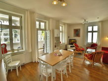 Ferienwohnung Strand-Rose 7 in der Villa Sonneck