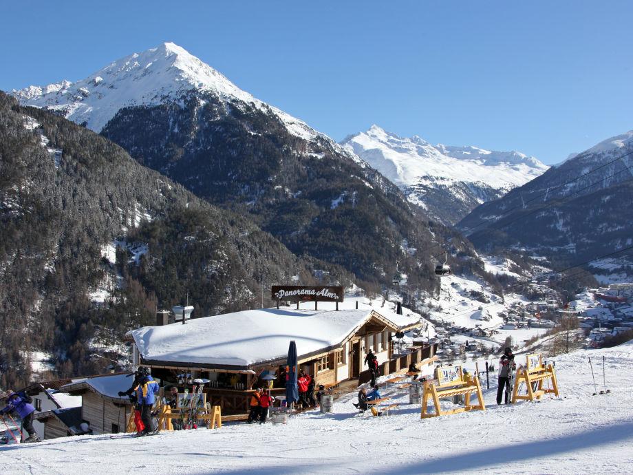 Grünwald Resort Sölden - Après Ski & Restaurant