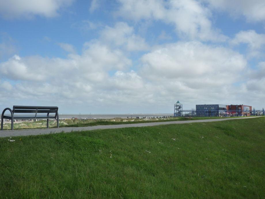 Ferienwohnung Robbie II Nordsee Ostfriesland Firma