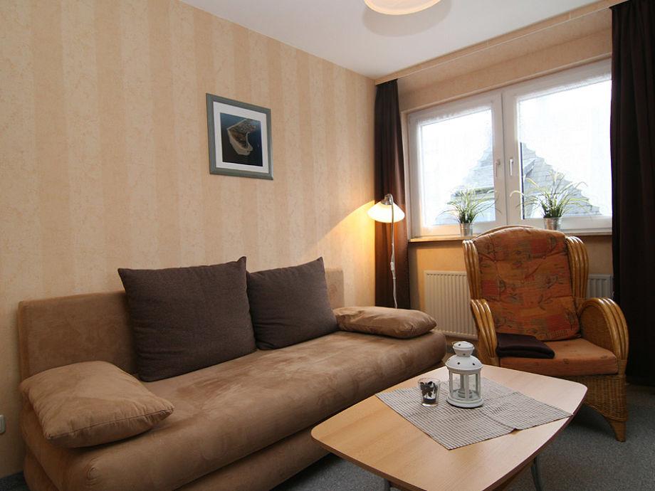 Sofa im Schlafzimmer