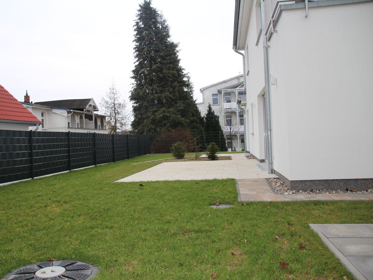 Hundedusche Garten : Ferienhaus Corvin, R?gen, M?nchgut-Granitz – Frau Grit Hartmann