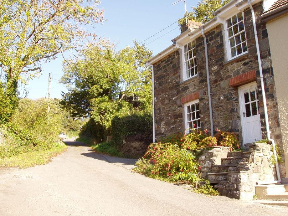 Außenaufnahme Quay Street Cottages