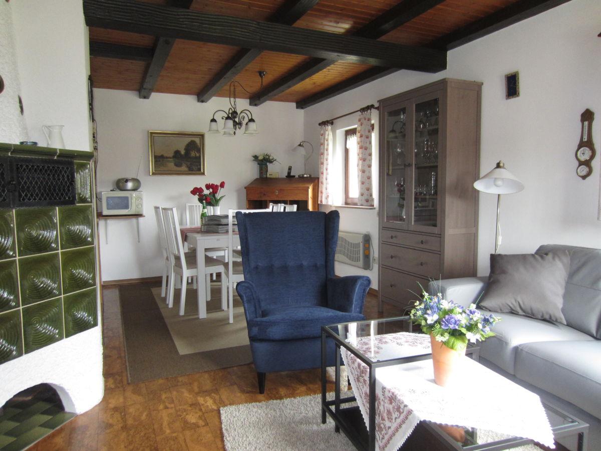 Ferienhaus charhof romantisches franken frau sabine schiepek - Romantisches wohnzimmer ...