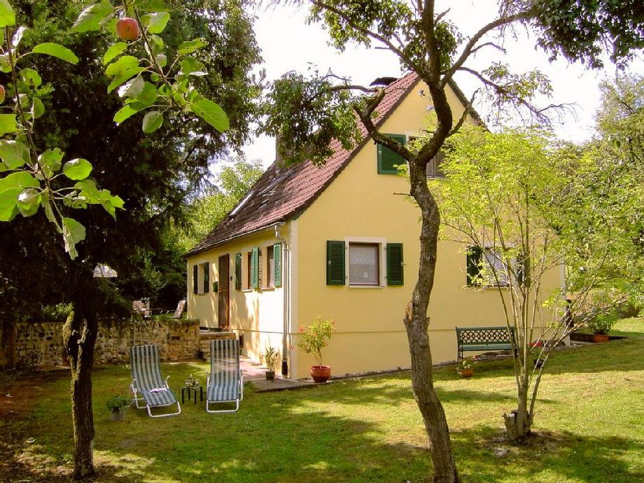 Das Ferienhaus Charhof zu Ihrer alleinigen Verfügung