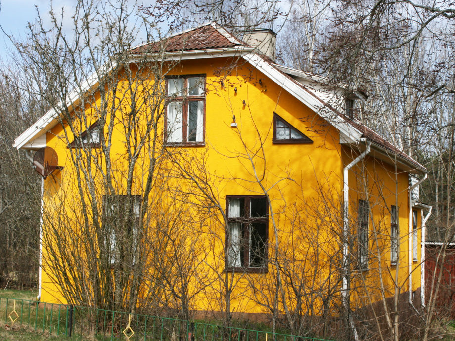 Herzlich Willkommen im Ferienhaus Villa Solsken