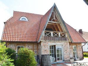 "Ferienhaus ""Johanna Maria"" Fachwerkvilla in Seedorf"