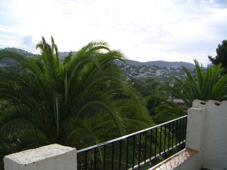 Balkon Südostblick zum Cap Moraira