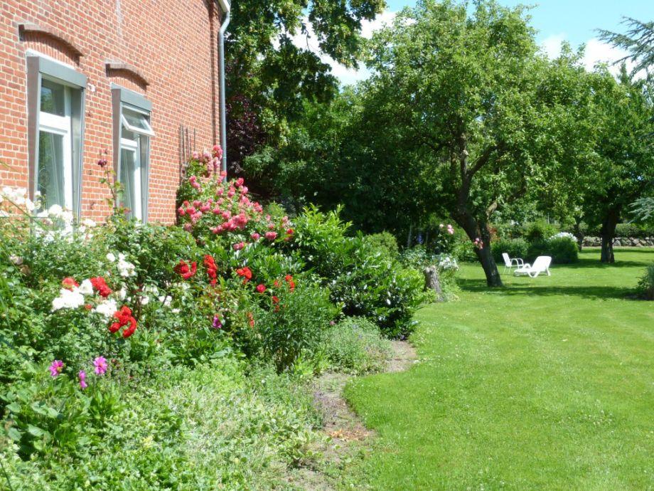 Ruhe und Erholung im Garten