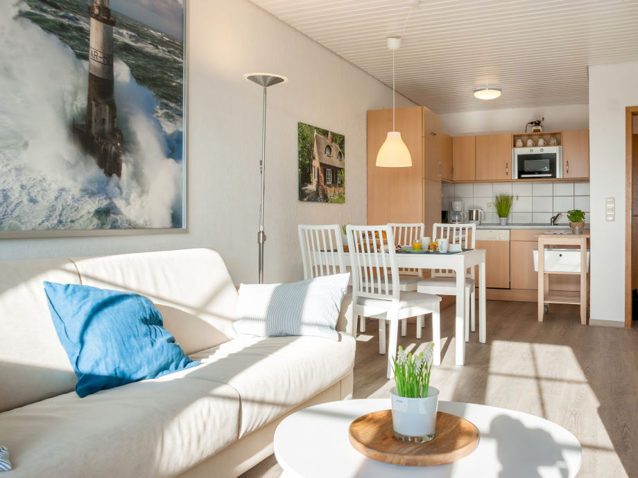 Sonniges Appartement für 2-4 Personen