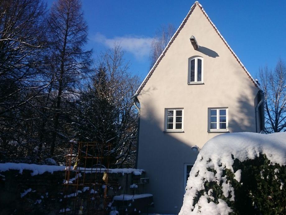 Ferienhaus Anno 1604 Südostseite