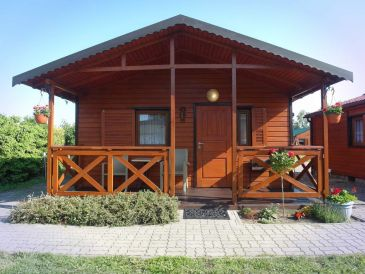 Ferienhaus kompakt und günstig in Kolobrzeg - Grzybowo