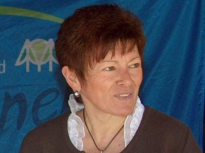 Your host Luise Dengler