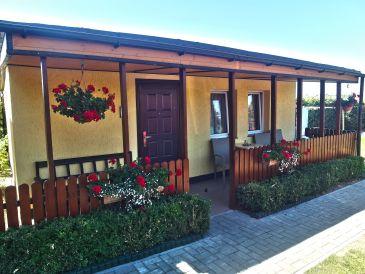 Ferienhaus Bungalow an der Ostsee in Kolobrzeg - Grzybowo