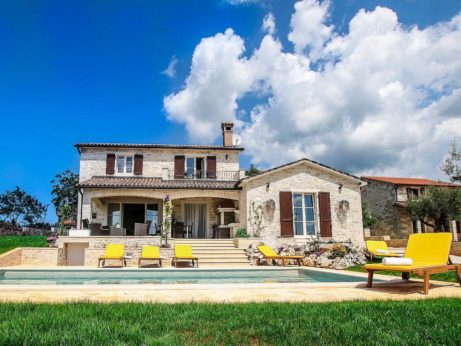 Die neue Villa