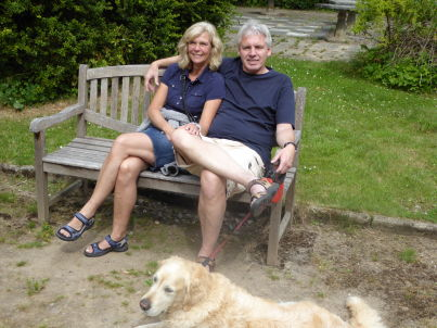 Ihr Gastgeber Ulrike und Jörg Bund