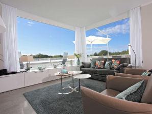 Ferienhaus Villa Sonneninsel F 634 mit großem Balkon + Sauna + Kamin