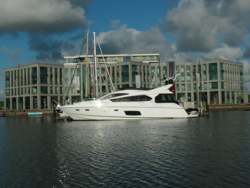 Ferienwohnung New-Port Marina