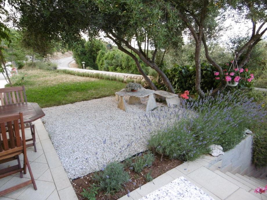 Außenaufnahme Villa Mare e Fiori Apartment Garden