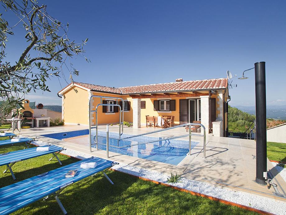 Villa Nataly mit Pool, Vižinada, Istrien  Firma Istra  ~ Geschirrspülmaschine Expert
