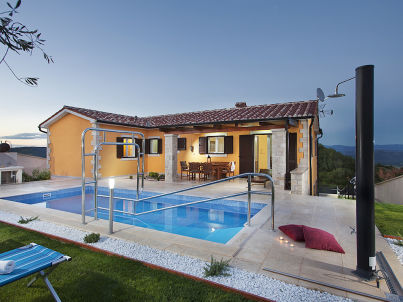 Villa Nataly with pool