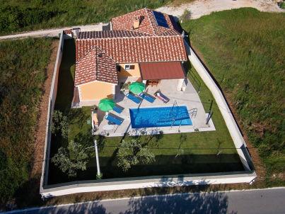Villa Nataly with pool