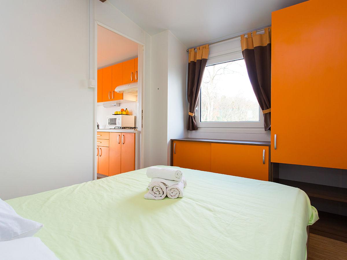 ferienhaus premium orange mobilheim zelena laguna porec