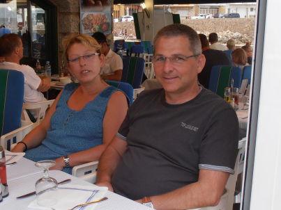 Ihr Gastgeber Heiner und Ute Lukas