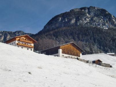 Tschafon am Bergbauernhof Mongadui