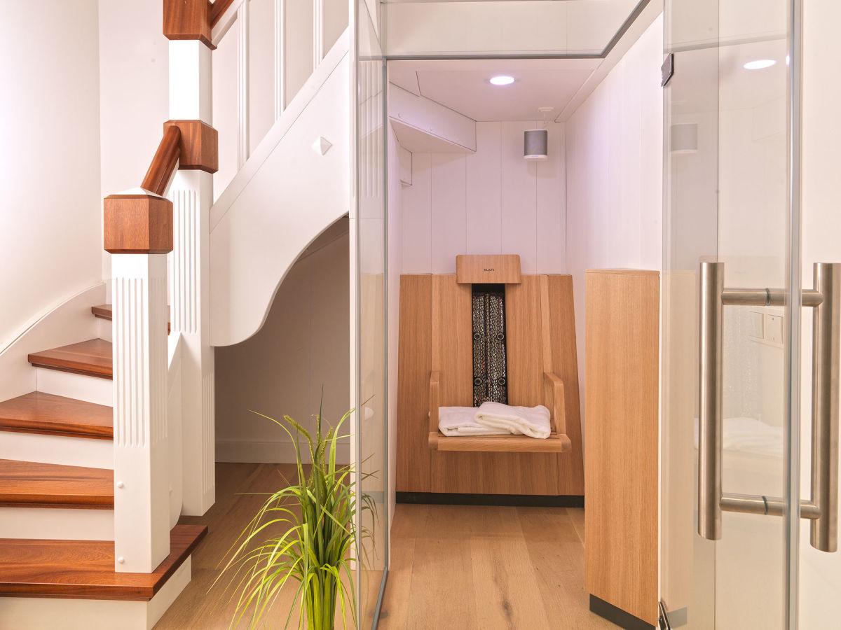 ferienwohnung waterview cloud in der villa philine r gen. Black Bedroom Furniture Sets. Home Design Ideas