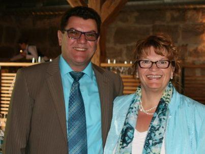Ihr Gastgeber Susanne+Manfred Prell