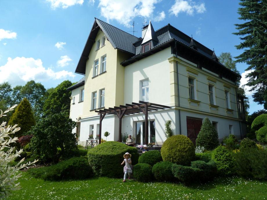 Villa, Sommerterasse