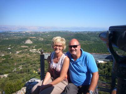 Ihr Gastgeber Maik und Andrea Hoffmann