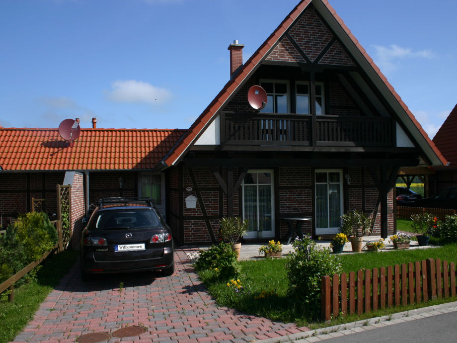 Ferienhaus Ostseeadler