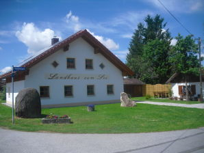 Ferienhaus Landhaus Forellen-Reiterhof